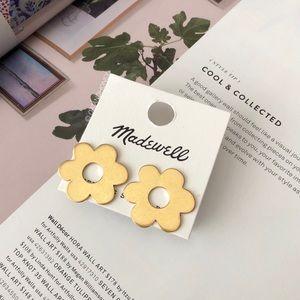 Madewell Daisy Earrings